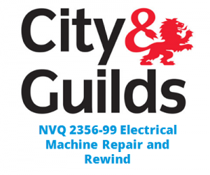 City & Guilds NVQ 2356-99 Electrical Machine Repair and Rewind Online Course With XS Training
