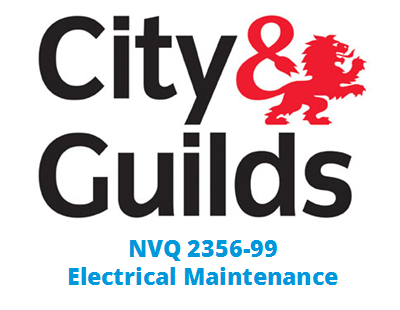NVQ 2356-99 Electrical Maintenance