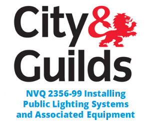 City & Guilds NVQ 2356-99 Installing Public Lighting Systems and Associated Equipment Online Course With XS Training