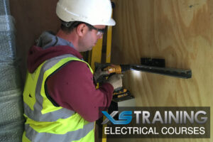 NVQ Level 3 Electrical Course Remote Site Observations From XS Training
