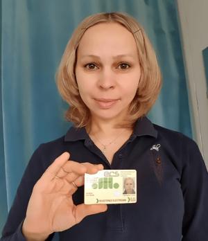 Iulia Gains Her NVQ 2356 & JIB Card With XS Training