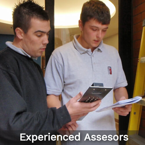 XS Training Experienced Electrical Assessors