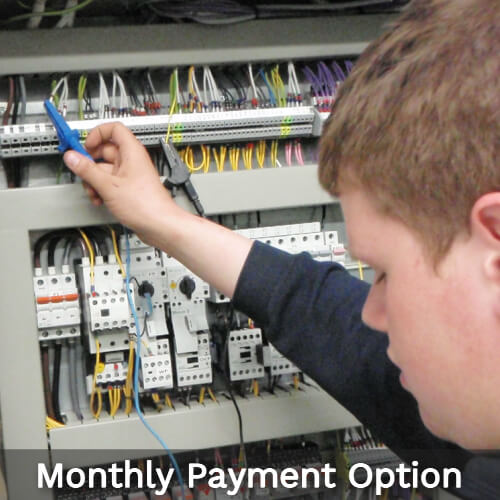 XS Training Easy Monthly Payments Option