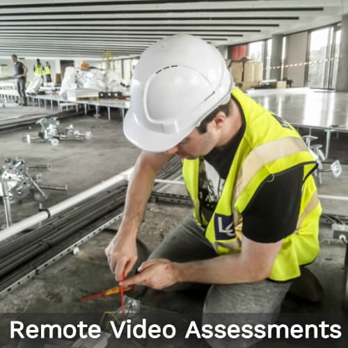 XS Training Remote Video Assessments