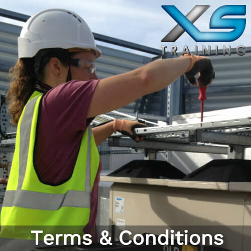 XS Training Website Terms and Conditions