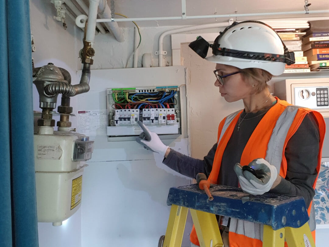 Providing An Electrical Inspection & Testing Service To The Private Rented Sector