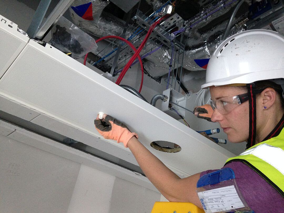 Huge Opportunities For Females in the Electrical Trade