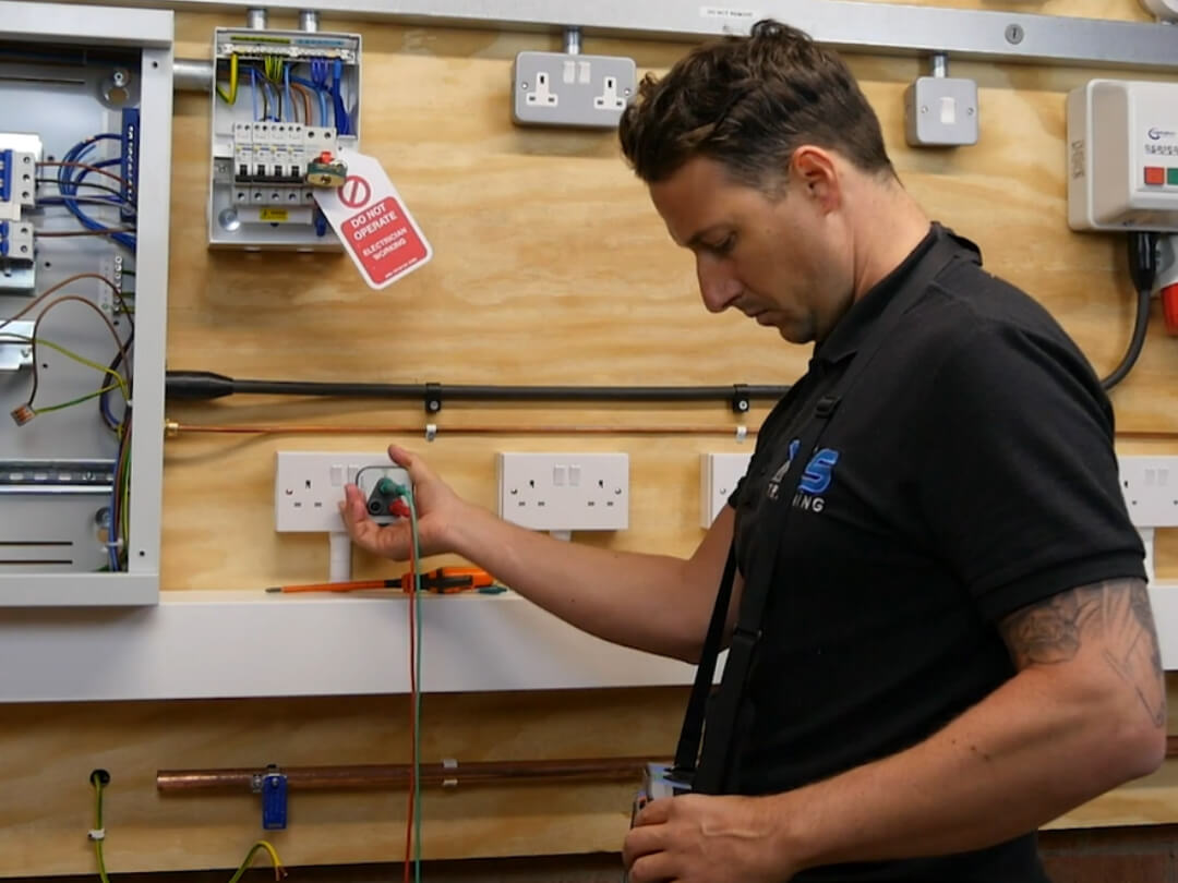 Upskilling Experienced Electricians