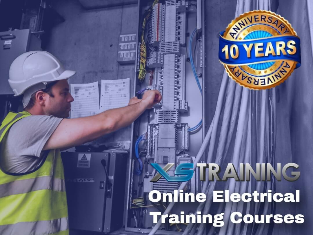 XS Training Celebrates 10 Years Of Online Electrical Training